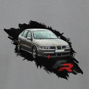 SEAT Leon FR - Men's T-Shirt by American Apparel