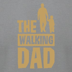 The Walking Dad - Men's T-Shirt by American Apparel
