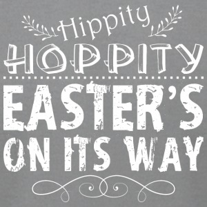 Hippity Hoppity Easters On Its Way - Men's T-Shirt by American Apparel