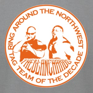 Ring around the northwest shirt #2 - Men's T-Shirt by American Apparel