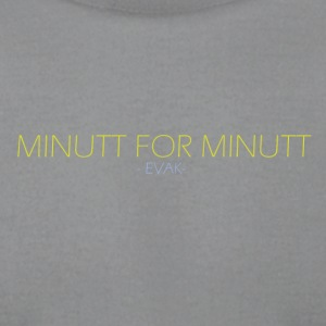 Minutt For Minutt (Skam) - Men's T-Shirt by American Apparel