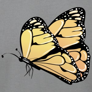 butterfly-insect-wildlife - Men's T-Shirt by American Apparel
