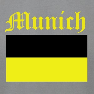 munich design - Men's T-Shirt by American Apparel