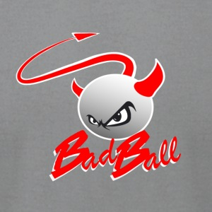 BAD BALL - Men's T-Shirt by American Apparel