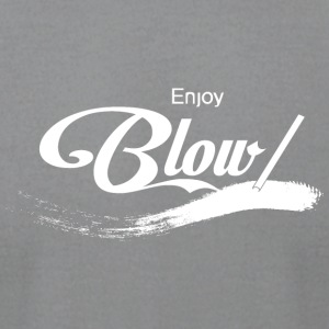 Blow T-Shirt - Men's T-Shirt by American Apparel