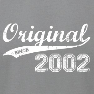 2002 - Men's T-Shirt by American Apparel