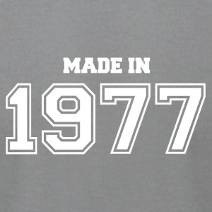 1977 - Men's T-Shirt by American Apparel