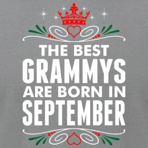 The Best Grammys Are Born In September - Men's T-Shirt by American Apparel