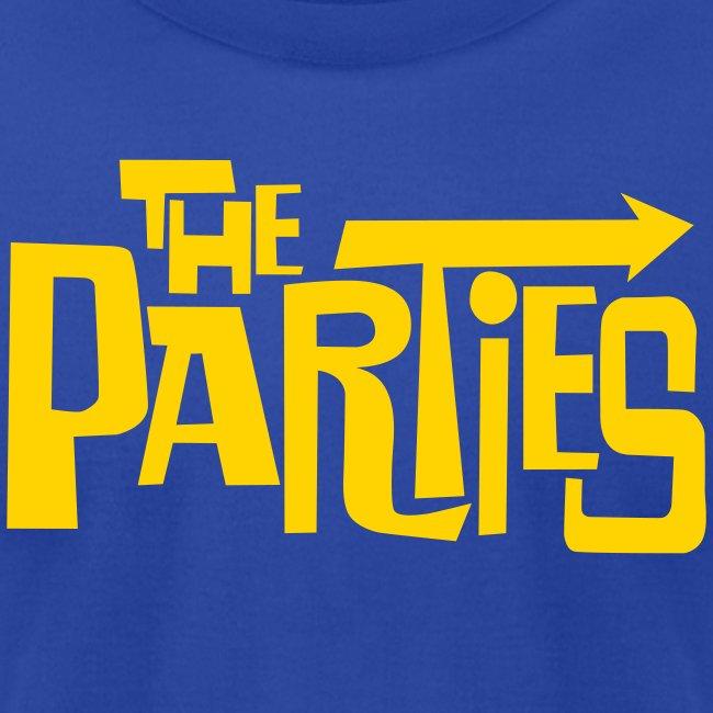 parties logo vector