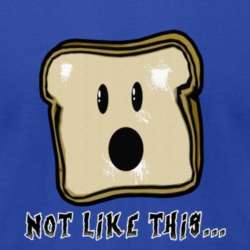 Bread Splat - Men's  Jersey T-Shirt