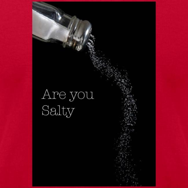 E1EC8123 AF44 4433 A6FE 5DD8FBC5CCFE Are you Salty