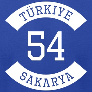 turkiye 54 - Men's T-Shirt by American Apparel