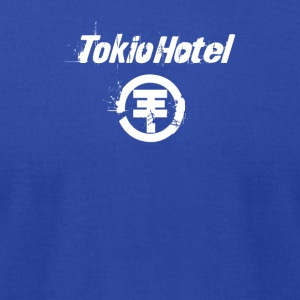 Tokyo Hotel 2 - Men's T-Shirt by American Apparel