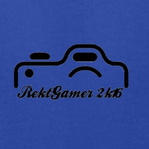 RektGamer 2k16 Apparel - Men's T-Shirt by American Apparel