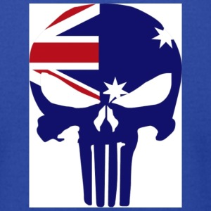AUSTRALIAN PUNISHER PHONE COVER - Men's T-Shirt by American Apparel