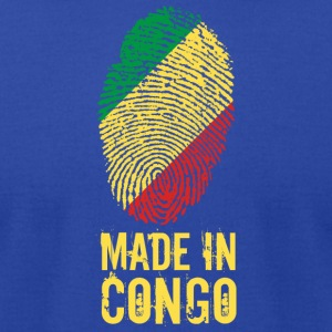 Made In Congo - Men's T-Shirt by American Apparel