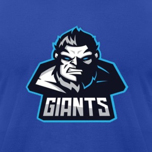 Giants eSports - Men's T-Shirt by American Apparel