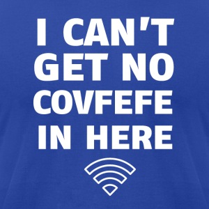 Covfefe T-shirt - Men's T-Shirt by American Apparel