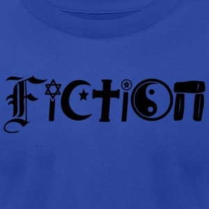 Fiction - Men's T-Shirt by American Apparel