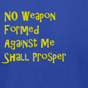 No Weapon - Men's T-Shirt by American Apparel