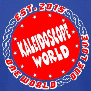Kaleidoscope World. Embrace everyones Diversity. - Men's T-Shirt by American Apparel