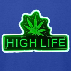 High_life.mar - Men's T-Shirt by American Apparel