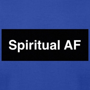Spiritual af design - Men's T-Shirt by American Apparel