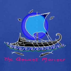 sailing forever - Men's T-Shirt by American Apparel