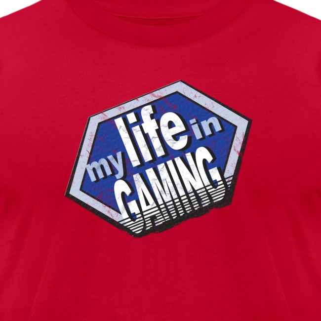 My Life In Gaming sticker