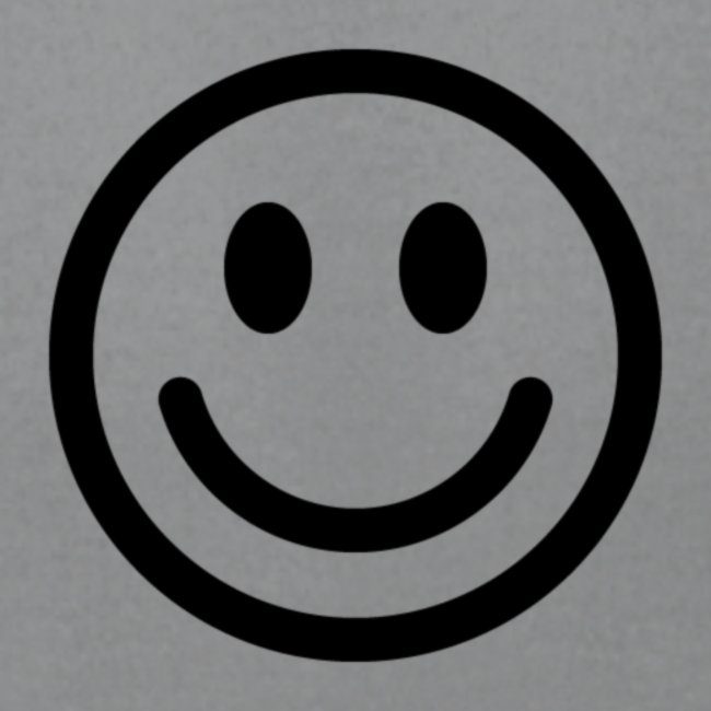 smile dude t-shirt kids 4-6