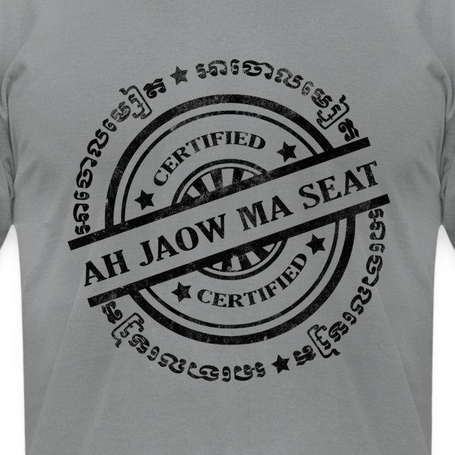 Women's Ah Jaow Ma Seat