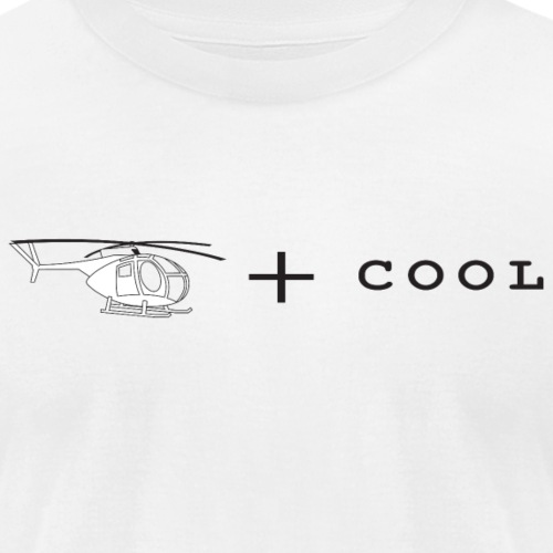 Heli+cool - Unisex Jersey T-Shirt by Bella + Canvas