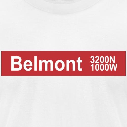 Belmont - Men's Jersey T-Shirt
