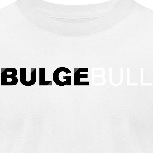 bulgebull logo white