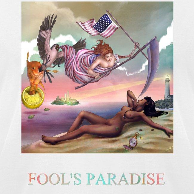 FOOLS PARADISE FONT (Colo