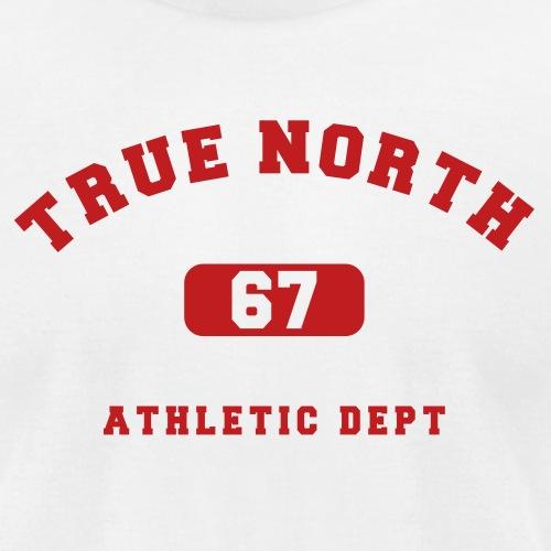 True North Athletic Dept - Unisex Jersey T-Shirt by Bella + Canvas