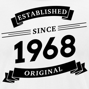 Established since 1968 - Men's T-Shirt by American Apparel
