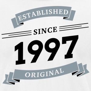 Established since 1997 - Men's T-Shirt by American Apparel