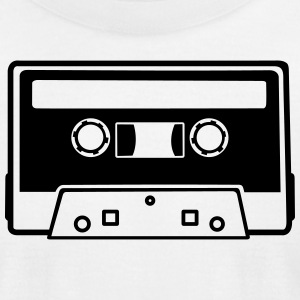 Tape - Cassette - Men's T-Shirt by American Apparel