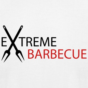 barbecue - Men's T-Shirt by American Apparel