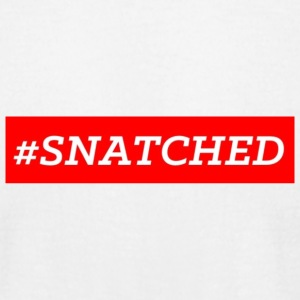 #SNATCHED OFFICIAL - Men's T-Shirt by American Apparel