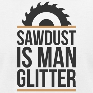 Sawdust - Men's T-Shirt by American Apparel
