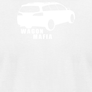 Wagon Mafia Honda Accord - Men's T-Shirt by American Apparel