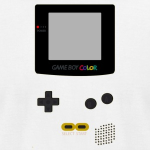 Gameboy Color - Men's T-Shirt by American Apparel