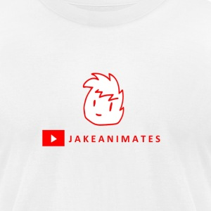 JakeAnimates - Men's T-Shirt by American Apparel