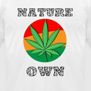 Nature Own - Men's T-Shirt by American Apparel