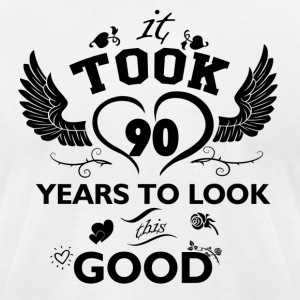 90 years and increasing in value - Men's T-Shirt by American Apparel
