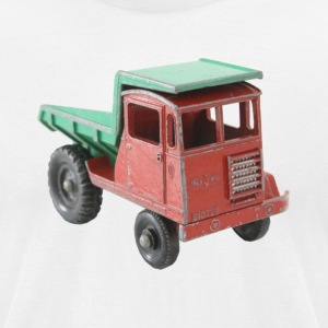 OLD TOY DUMPTRUCK - Men's T-Shirt by American Apparel