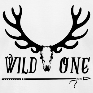 Hunter - Wild one - Men's T-Shirt by American Apparel