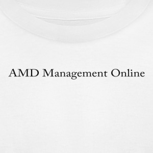 AMD Management Online - Men's T-Shirt by American Apparel